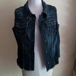 MAURICES | NWOT Jean vest